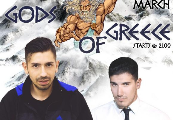 29.03.19 GODS OF GREEEE